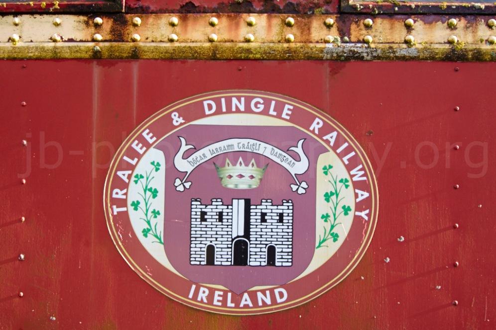 Tralee & Dingle Railway logo